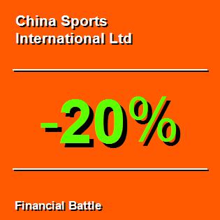 China Sports International Ltd