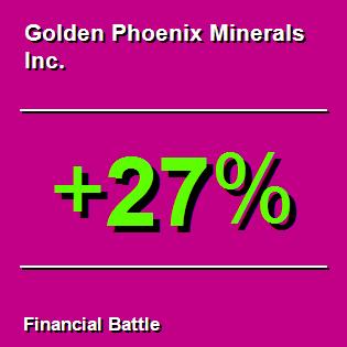 Golden Phoenix Minerals Inc.