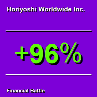 Horiyoshi Worldwide Inc.