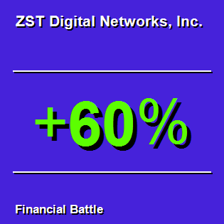 ZST Digital Networks, Inc.